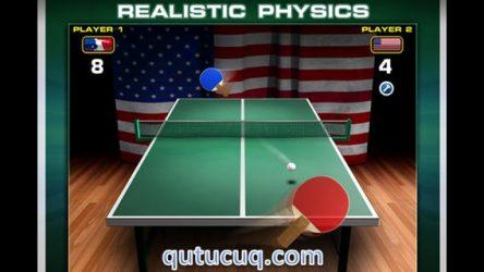 World Cup Table Tennis ekran görüntüsü