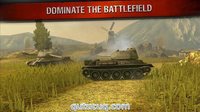 Скриншот в World of Tanks Blitz