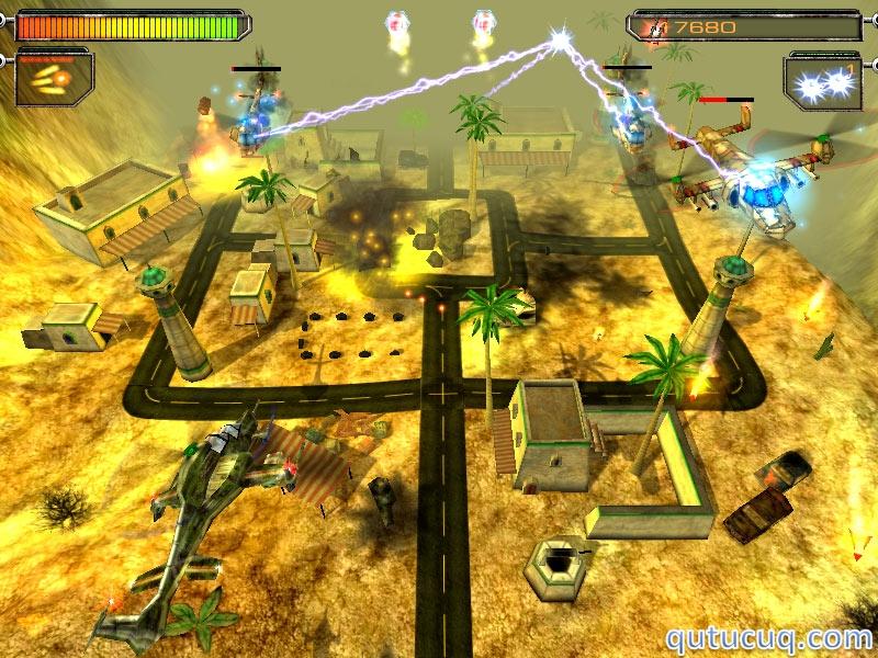 AirStrike 3D: Operation WAT ekran görüntüsü