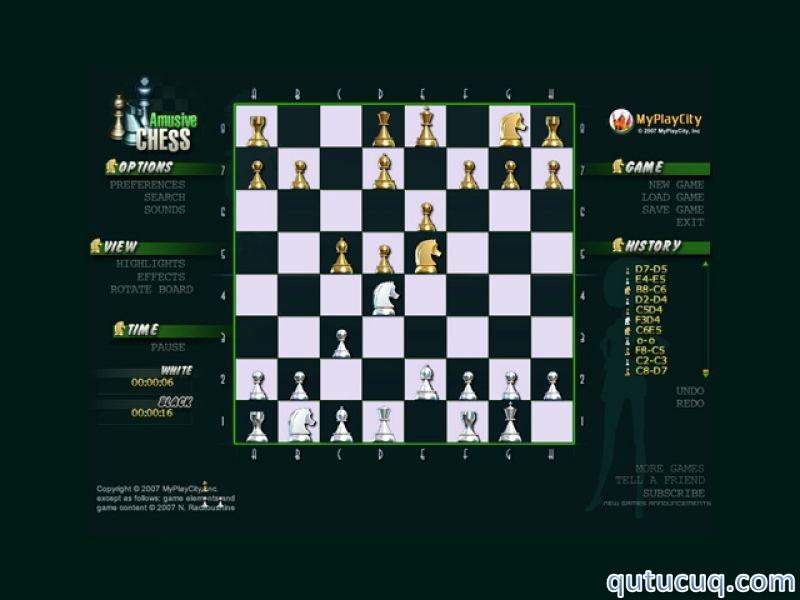 Amusive Chess Yüklə ekran görüntüsü