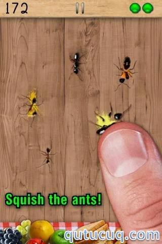 Скриншот в Ant Smasher