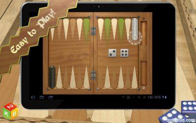 Backgammon Masters ekran görüntüsü