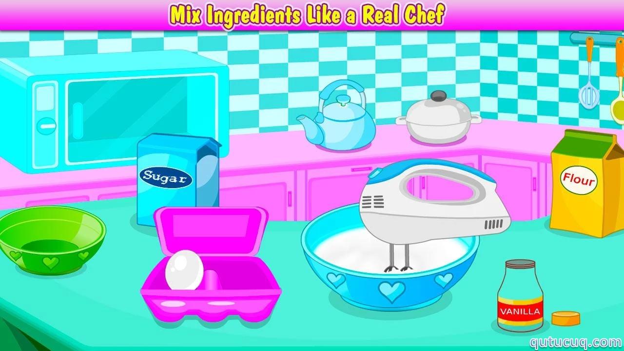Bake Cupcakes ekran görüntüsü