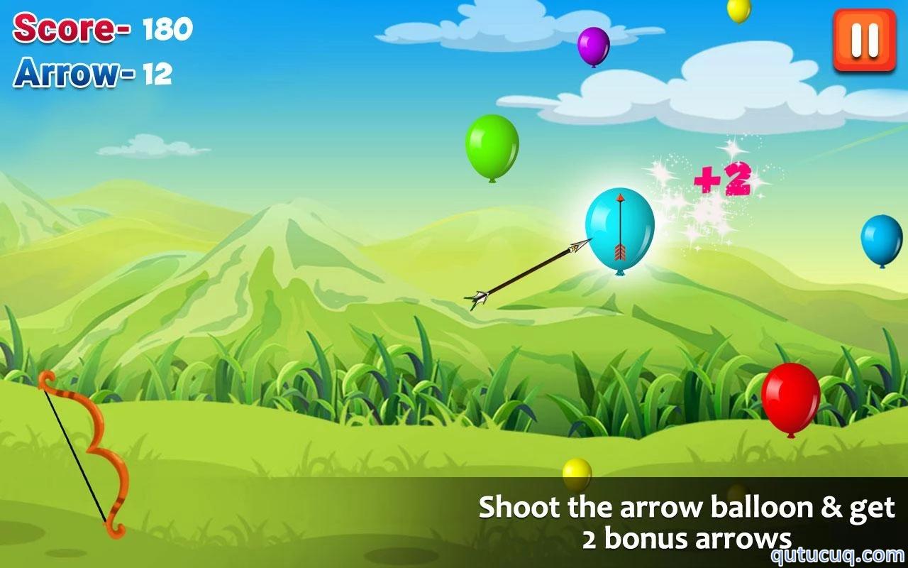 Ballon Shooting ekran görüntüsü