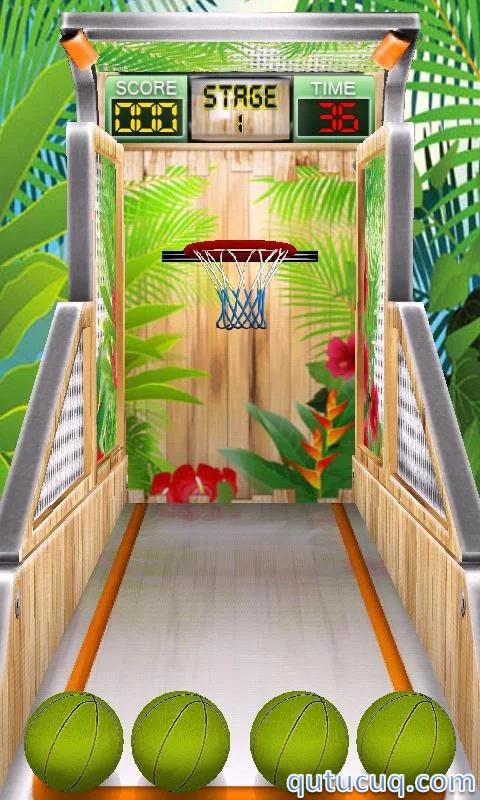 Basketball Mania ekran görüntüsü