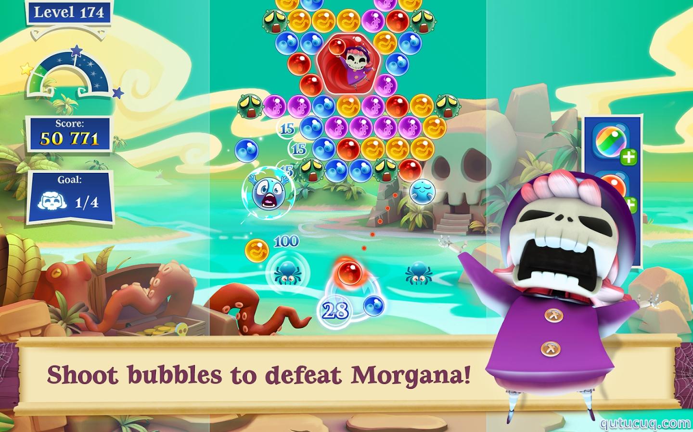 Bubble Witch 2 Saga ekran görüntüsü