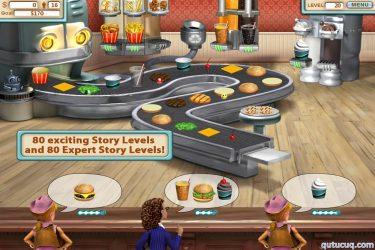 Burger Shop ekran görüntüsü