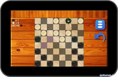 Checkers Online ekran görüntüsü