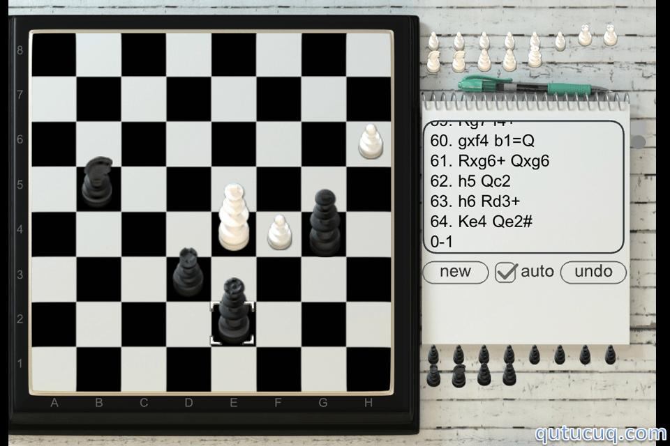 Chess 3D ekran görüntüsü