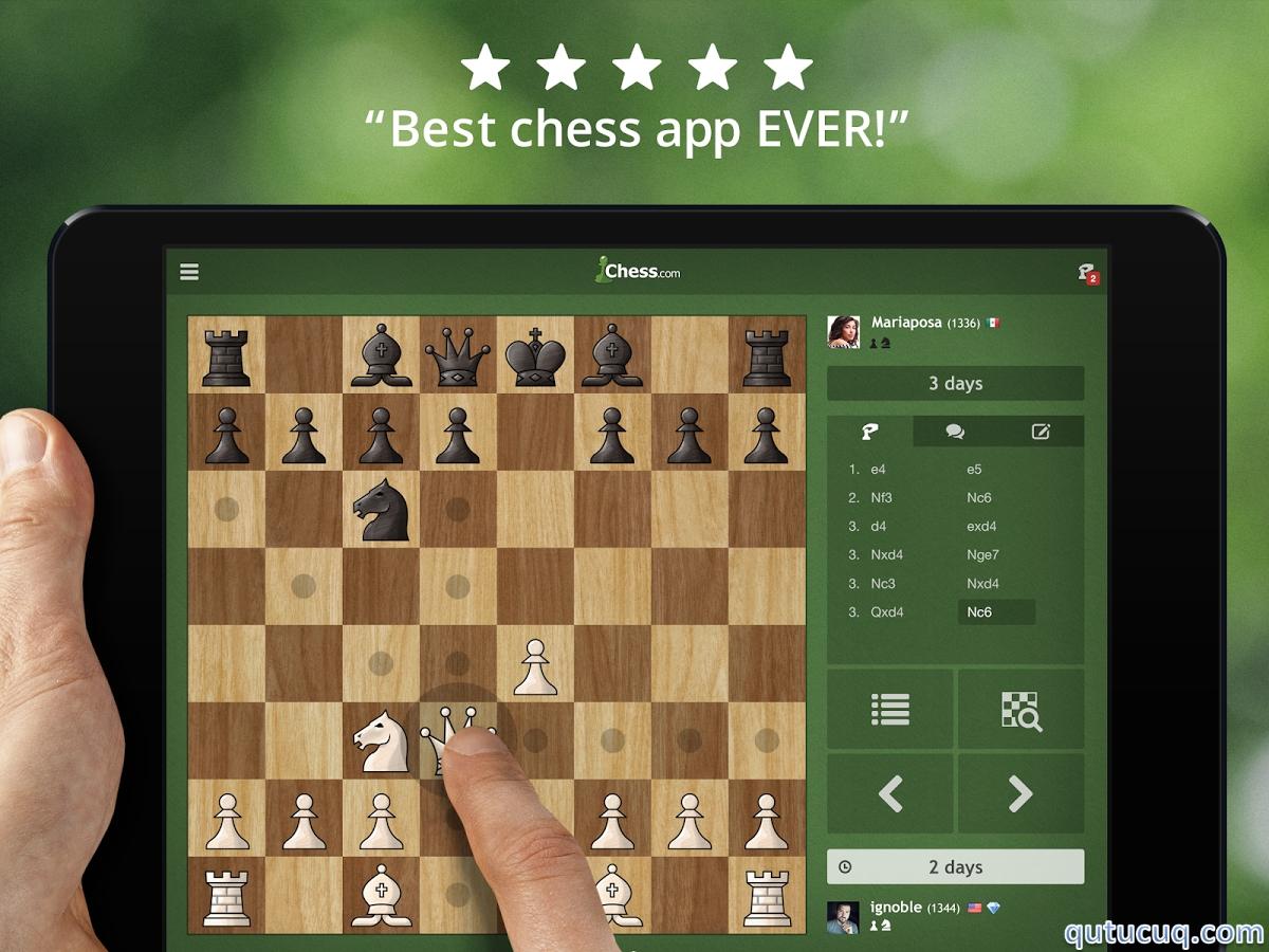 Скриншот в Chess — Play & Learn Шахматы