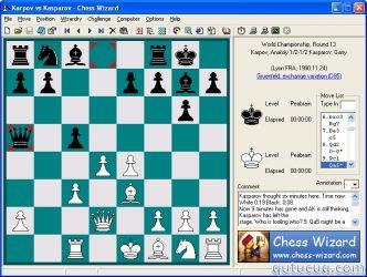 Chess Wizard ekran görüntüsü