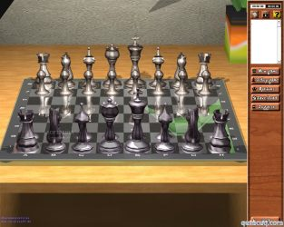 Chess3D ekran görüntüsü