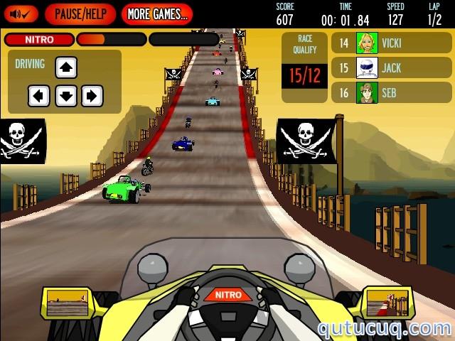 Coaster Racer 2 ekran görüntüsü