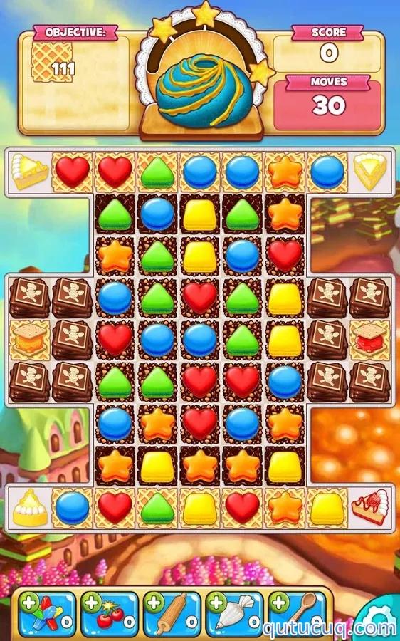 Cookie Jam ekran görüntüsü
