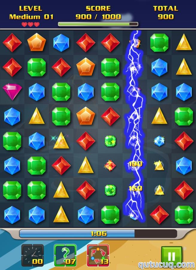 Corsair's Jewels ekran görüntüsü