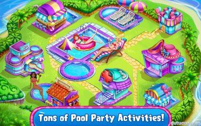 Crazy Pool Party ekran görüntüsü
