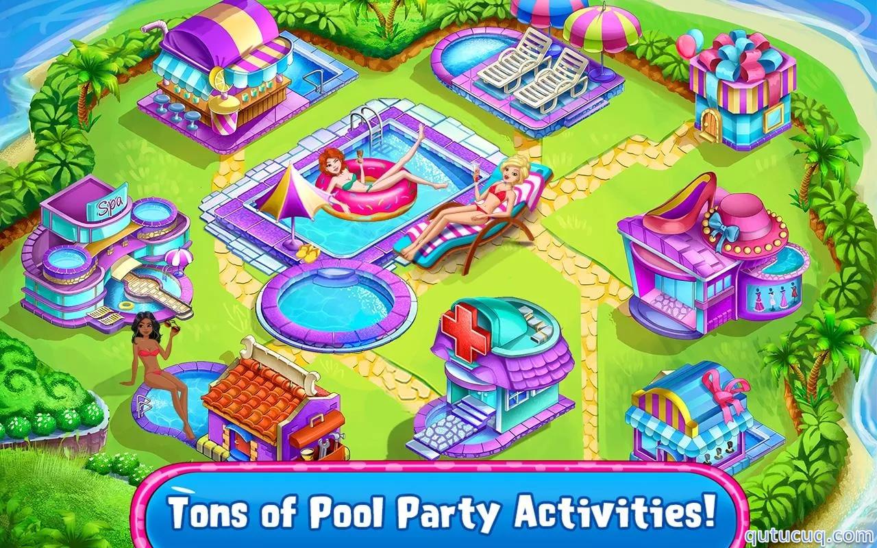 Crazy Pool Party Yüklə ekran görüntüsü