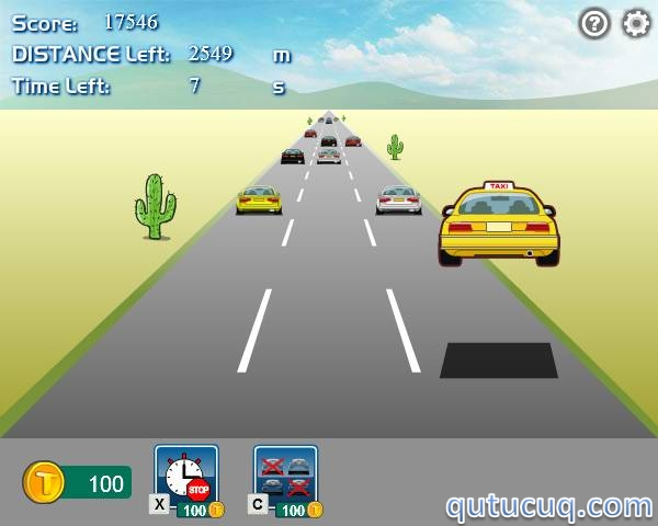 Crazy Taxi ekran görüntüsü