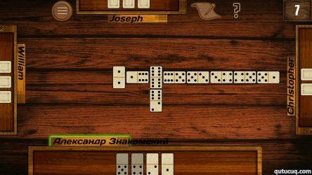 Domino ekran görüntüsü