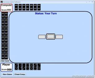 Dominoes Game Software ekran görüntüsü