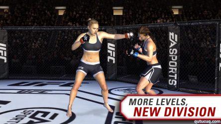 EA Sports UFC ekran görüntüsü