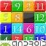 Fifteen puzzle logo