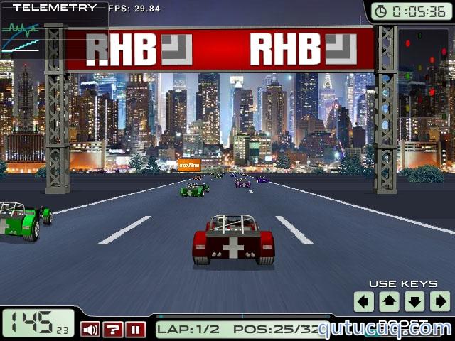 Formula Racer 2012 ekran görüntüsü