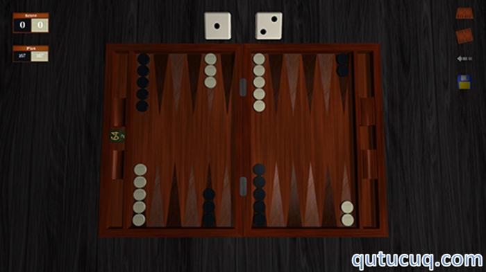 Free Backgammon ekran görüntüsü