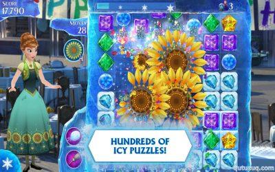 Frozen Free Fall ekran görüntüsü