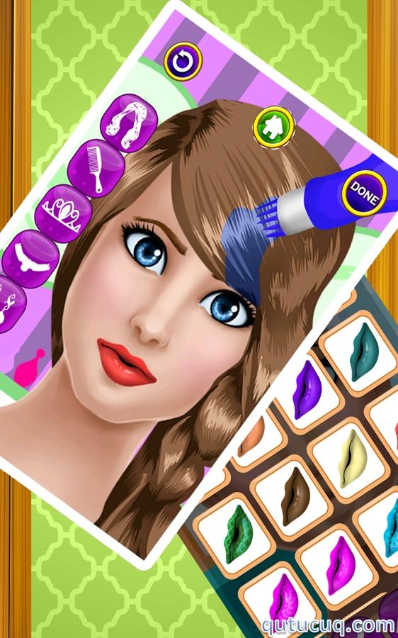 Game Girls Hairstyles Yüklə ekran görüntüsü