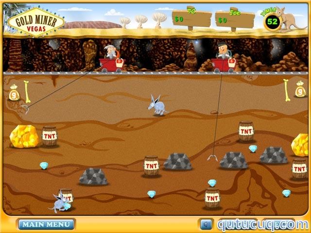 Gold Miner Yüklə ekran görüntüsü