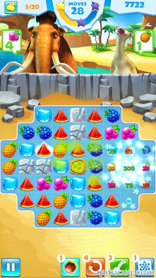 Ice Age Avalanche ekran görüntüsü