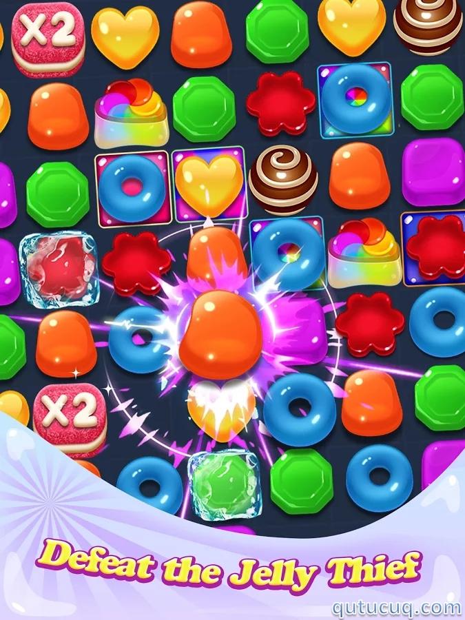 Jelly Blast ekran görüntüsü