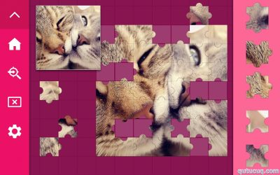 Jigsaw Puzzles : 100+ pieces ekran görüntüsü