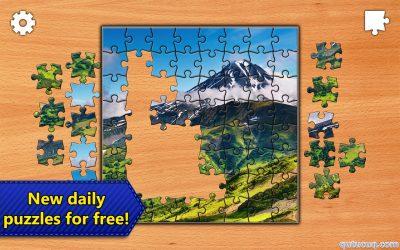 Jigsaw Puzzles Epic ekran görüntüsü