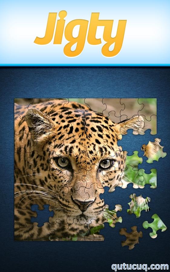 Jigty Jigsaw Puzzles ekran görüntüsü