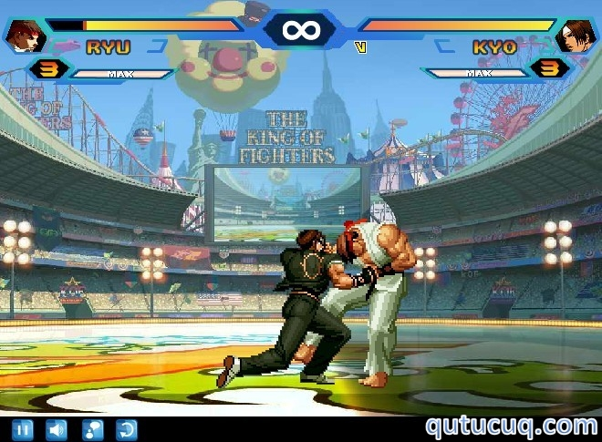 King of Fighters Wing ekran görüntüsü