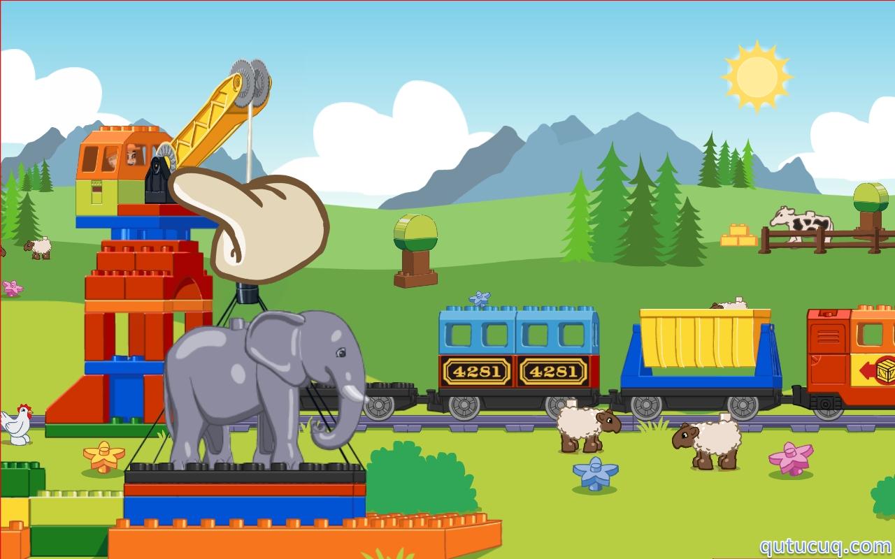 LEGO DUPLO Train ekran görüntüsü