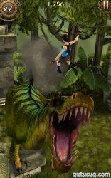Lara Croft: Relic Run ekran görüntüsü