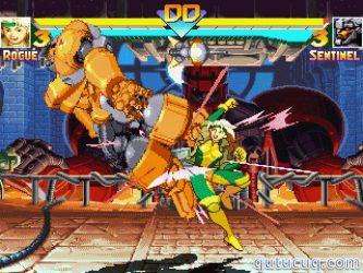 Marvel Super Heroes – Melee Edition ekran görüntüsü