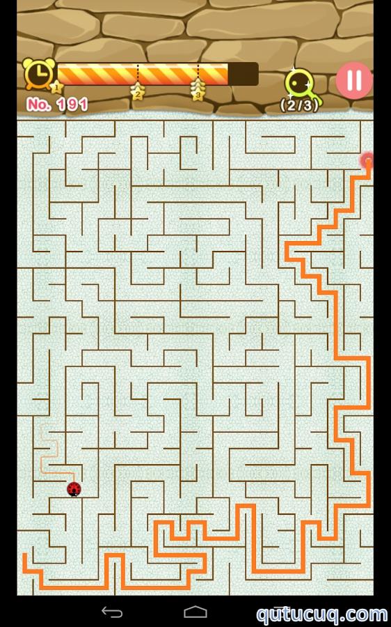 Maze King ekran görüntüsü