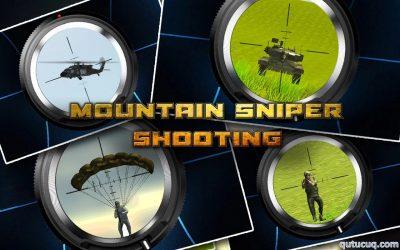 Mountain Sniper Shooting 3D ekran görüntüsü