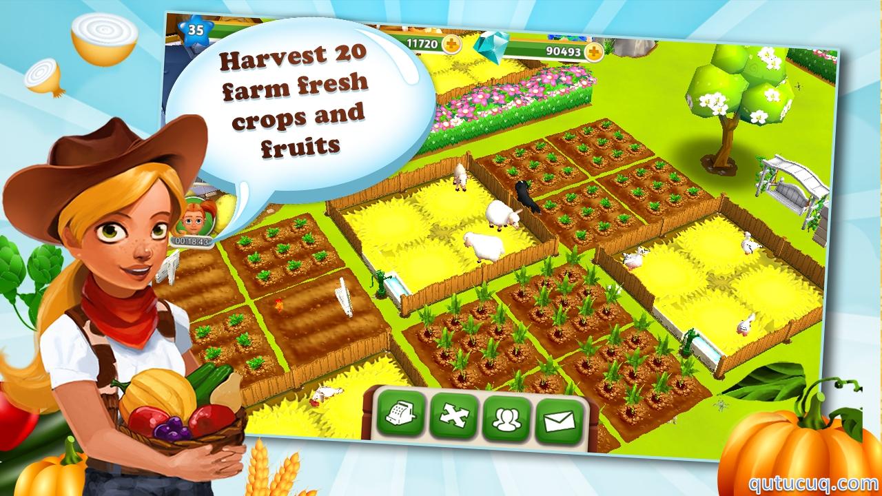 My Free Farm 2 ekran görüntüsü