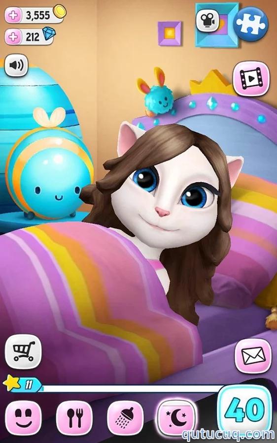 My Talking Angela Yüklə ekran görüntüsü