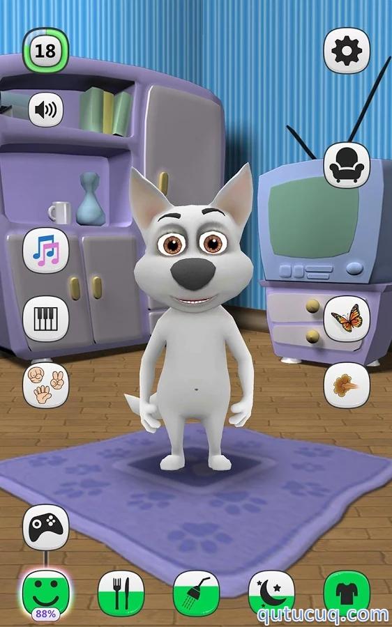 My Talking Dog Yüklə ekran görüntüsü