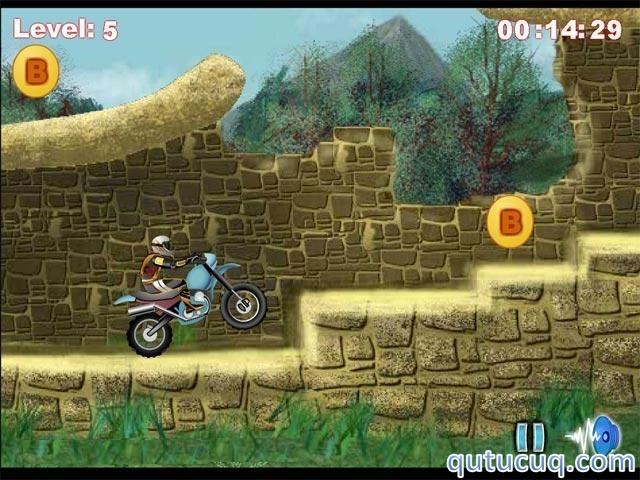 Nuclear Bike ekran görüntüsü