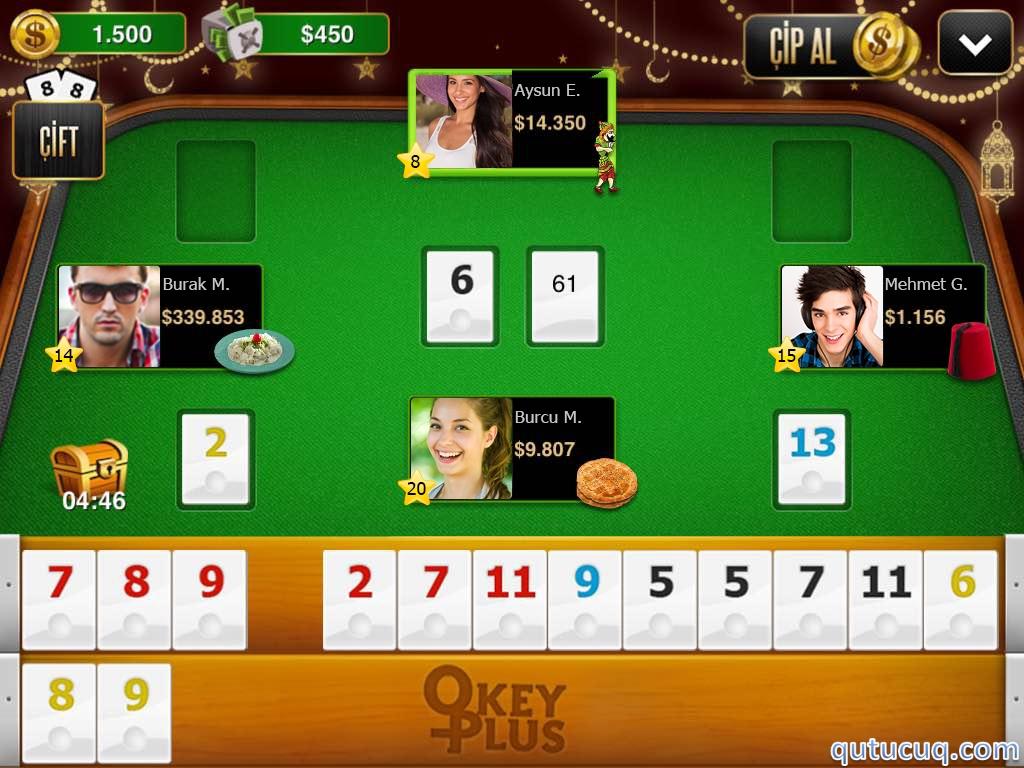 Okey Plus ekran görüntüsü