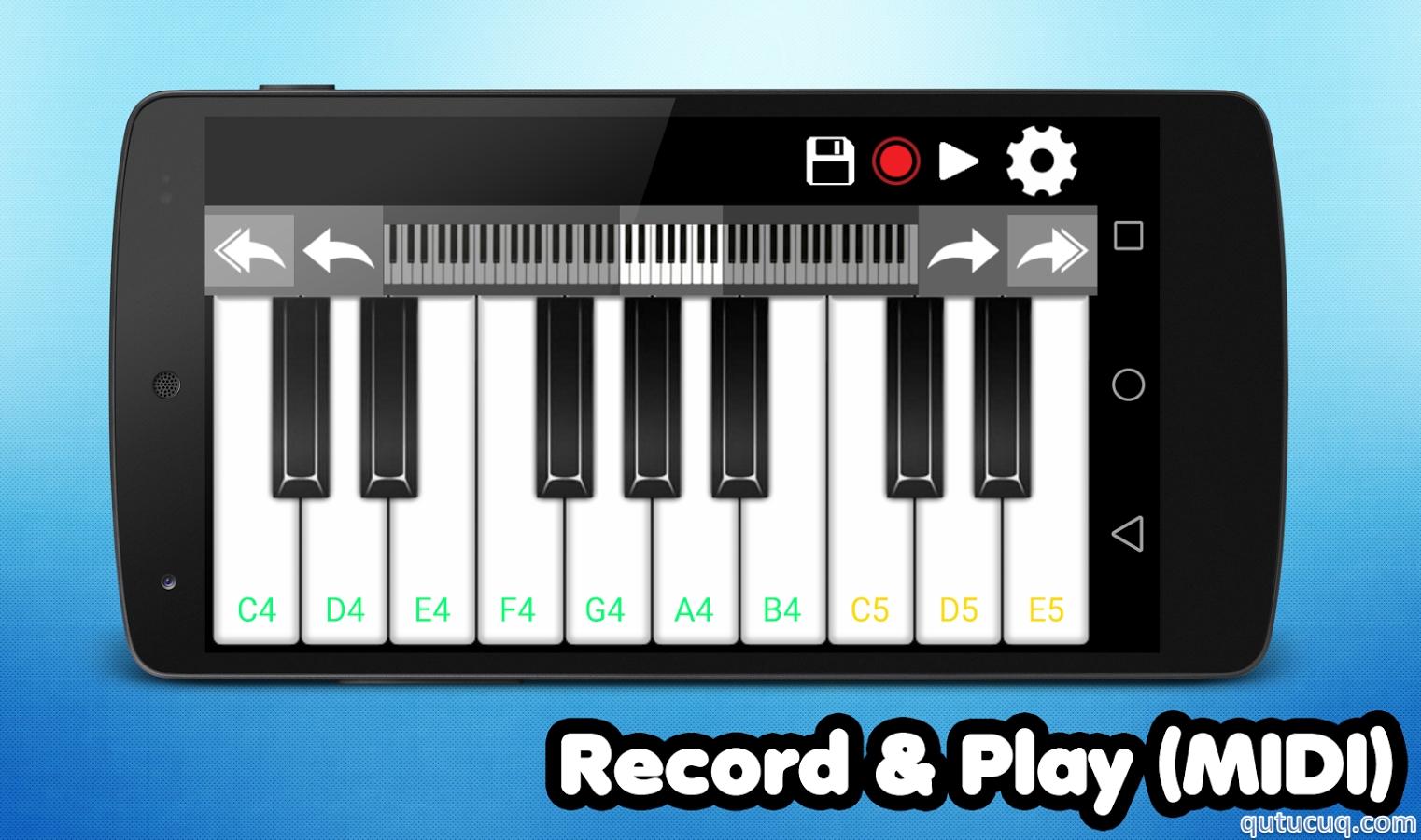 Piano Yüklə ekran görüntüsü