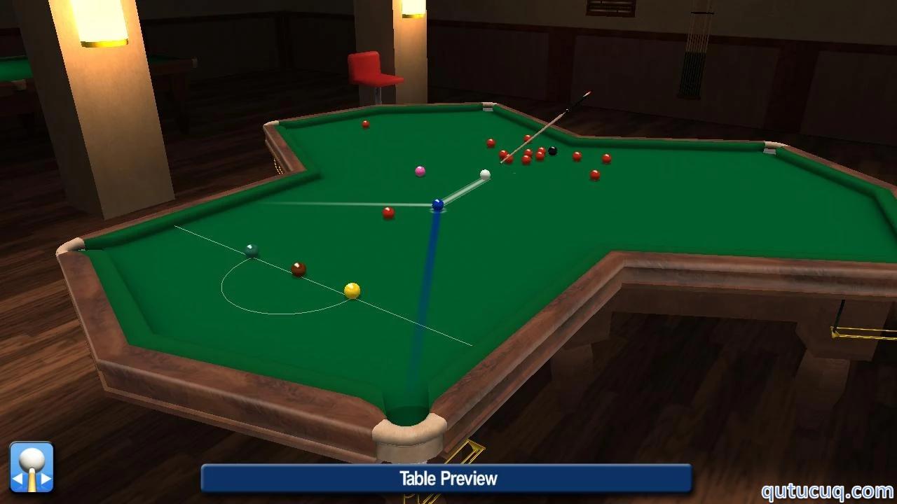 Pro Snooker 2015 Yüklə ekran görüntüsü