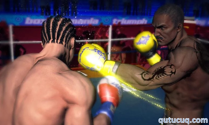 Punch Boxing 3D ekran görüntüsü